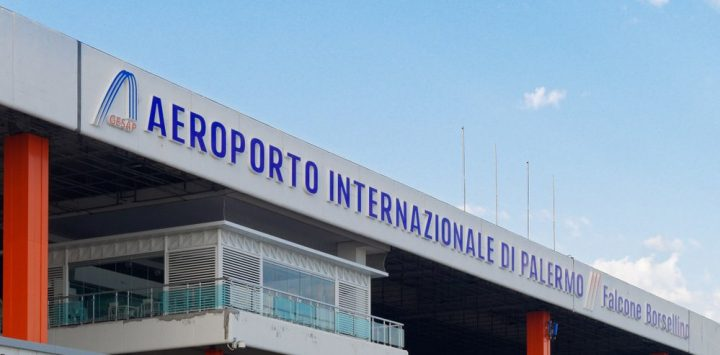 Transfer between Palermo airport and downtown Palermo