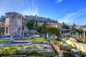 Visit the Roman Agora : Tickets, rates and opening hours