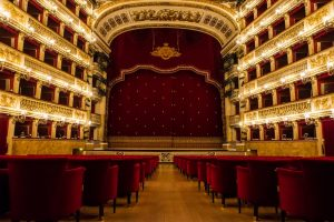 Visit San Carlo Theater, Naples
