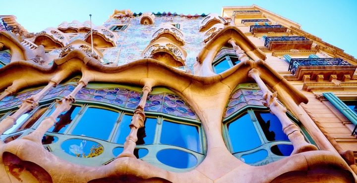 Visit Casa Batlló in Barcelona, the enigmatic home of Gaudí