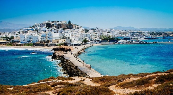 The best areas to stay in Naxos